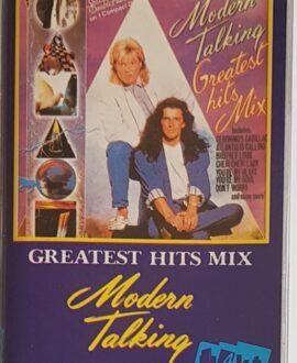MODERN TALKING  GREATEST HIT MIX audio cassette