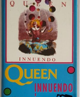 QUEEN  INNUENDO audio cassette
