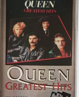 QUEEN  GREATEST HITS audio cassette