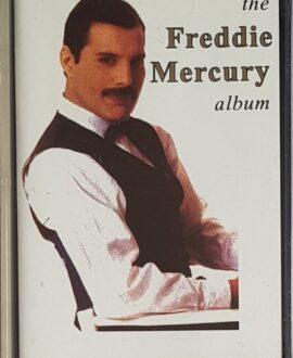 FREDDIE MERCURY  THE ALBUM audio cassette