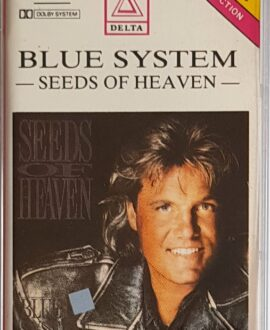 BLUE SYSTEM  SEEDS OF HEAVEN audio cassette