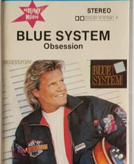BLUE SYSTEM  OBSESSION audio cassette