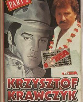 KRZYSZTOF KRAWCZYK  GDY NAM ŚPIEWAŁ ELVIS PRESLEY part 2 audio cassette
