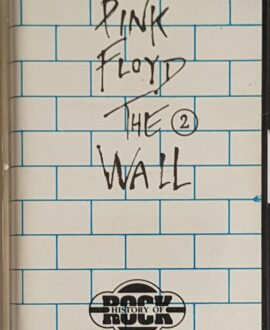 PINK FLOYD  THE WALL part 2 audio cassette