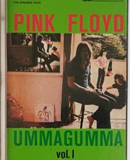 PINK FLOYD  UMMAGUMMA vol.I audio cassette