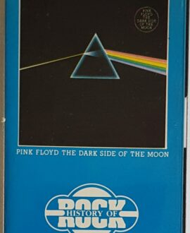 PINK FLOYD  THE DARK SIDE OF THE MOON audio cassette