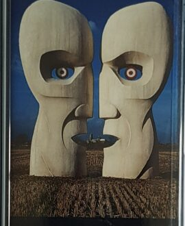 PINK FLOYD  THE DIVISION BELL audio cassette