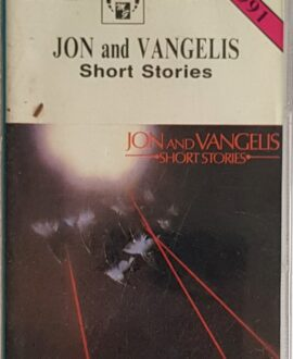 JON and VANGELIS  SHORT STORIES audio cassette