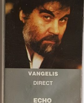 VANGELIS  DIRECT audio cassette