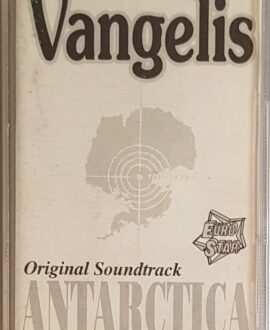 VANGELIS  ANTARCTICA SOUNDTRACK audio cassette