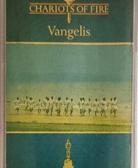 VANGELIS  CHARIOTS OF FIRE audio cassette