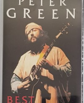 PETER GREEN  BEST audio cassette