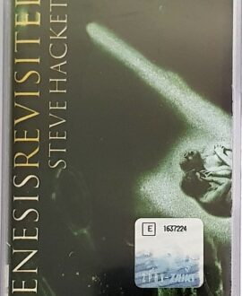 STEVE HACKETT  GENESIS REVISITED audio cassette