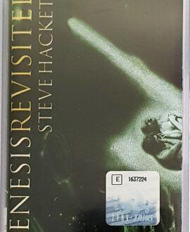 STEVE HACKETT  GENESIS REVISITED audio cassette