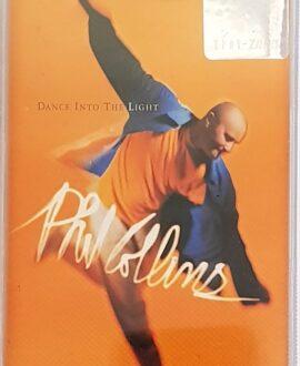 PHIL COLLINS  DANCE INTO THE LIGHT audio cassette