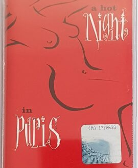 THE PHIL COLLINS BIG BAND  A HOT NIGHT IN PARIS audio cassette