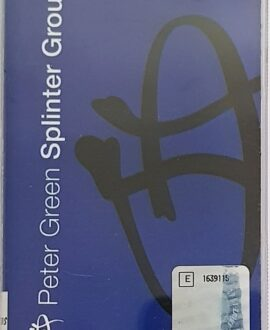 PETER GREEN  SPLINTER GROUP audio cassette