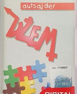 DŻEM  AUTSAJDER audio cassette