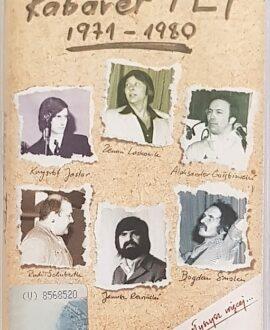 KABARET TEY  1971-1980 audio cassette