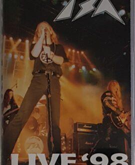 TSA  LIVE '98 audio cassette