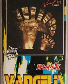 VANGELIS  MASK audio cassette