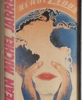 JEAN MICHEL JARRE  RANDEZ VOUS audio cassette