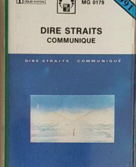 DIRE STRAITS  COMMUNIQUE audio cassette