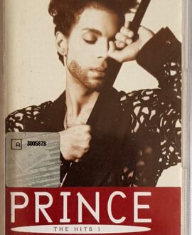 PRINCE  THE HITS 1 audio cassette