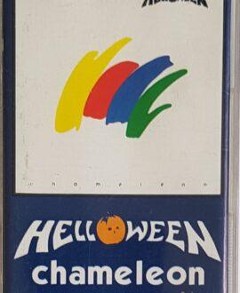 HELLOWEEN  CHAMELEON audio cassette