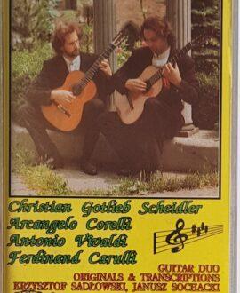 GUITAR DUO  K.SADŁOWSKI, J.SOCHACKI audio cassette