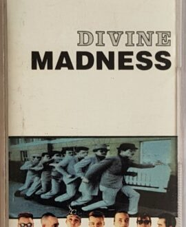 MADNESS  DIVINE audio cassette