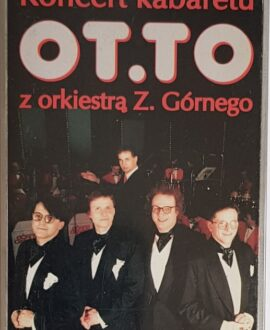 KONCERT KABARETU OT.TO  część 1 audio cassette