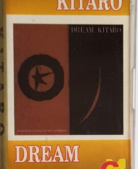 KITARO  DREAM audio cassette