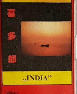 KITARO  INDIA audio cassette