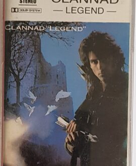 CLANNAD  LEGEND audio cassette