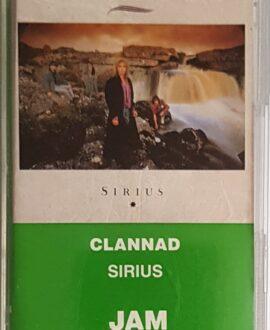 CLANNAD  SIRIUS audio cassette