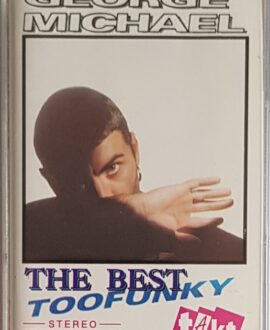 GEORGE MICHAEL  THE BEST audio cassette