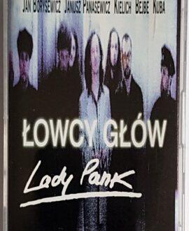 LADY PANK  ŁOWCY GŁÓW audio cassette