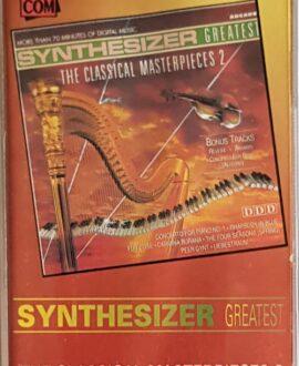 SYNHESIZER CLASSICAL  VIVALDI, MOZART audio cassette