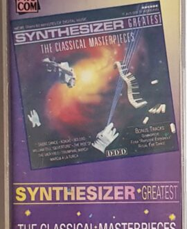 SYNHESIZER CLASSICAL  WAGNER, WERD audio cassette