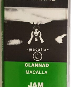CLANNAD  MACALLA audio cassette