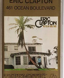 ERIC CLAPTON  461 OCEAN BOULEVARD audio cassette