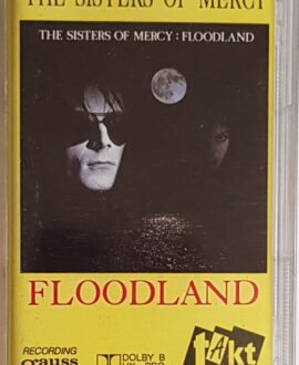 THE SISTERS OF MERCY  FLOODLAND audio cassette
