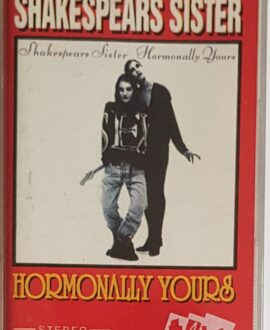 SHAKESPEARS SISTER  HORMONALLY YOURS audio cassette