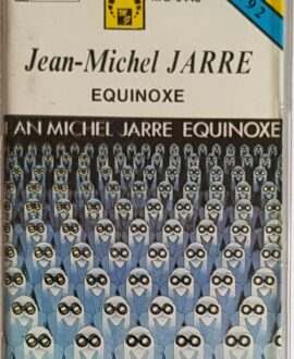 JEAN MICHEL JARRE  EQUINOXE audio cassette