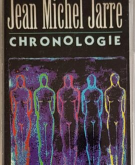 JEAN MICHEL JARRE  CHRONOLOGIE audio cassette