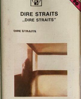 DIRE STRAITS  DIRE STRAITS audio cassette