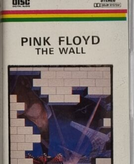 PINK FLOYD  THE WALL audio cassette
