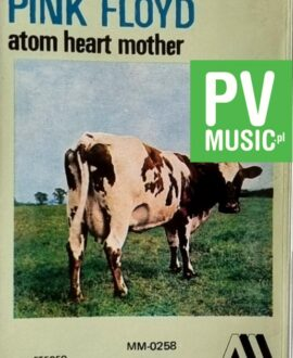 PINK FLOYD  ATOM HEART MOTHER audio cassette