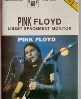 PINK FLOYD  LIBEST SPACEMENT MONITOR audio cassette